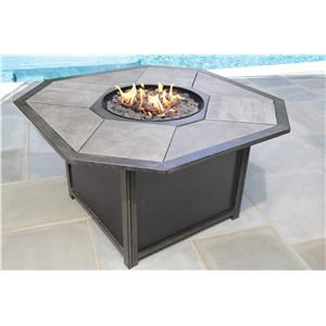 Firepit With Beads