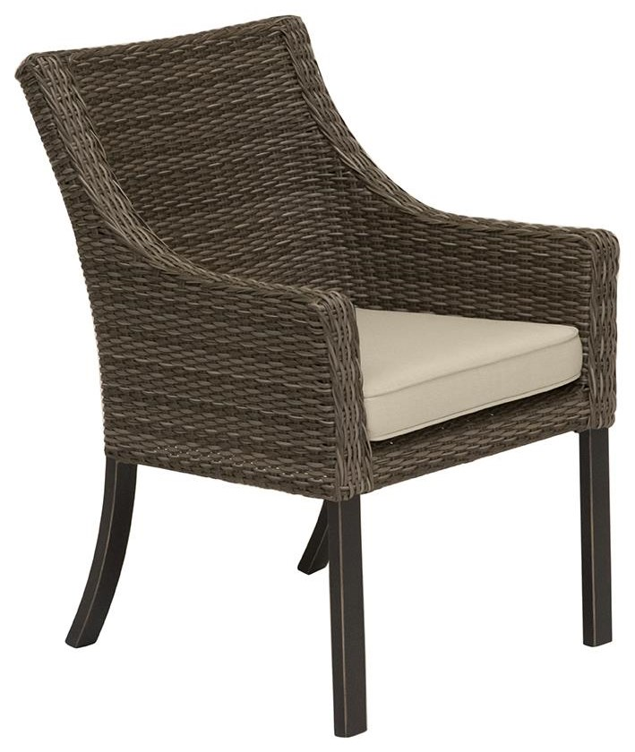 Oak Grove Dining Chair by Apricity Outdoor at Johnny Janosik
