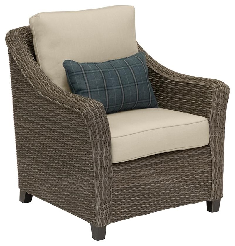 Oak Grove Lounge Chair by Apricity Outdoor at Johnny Janosik