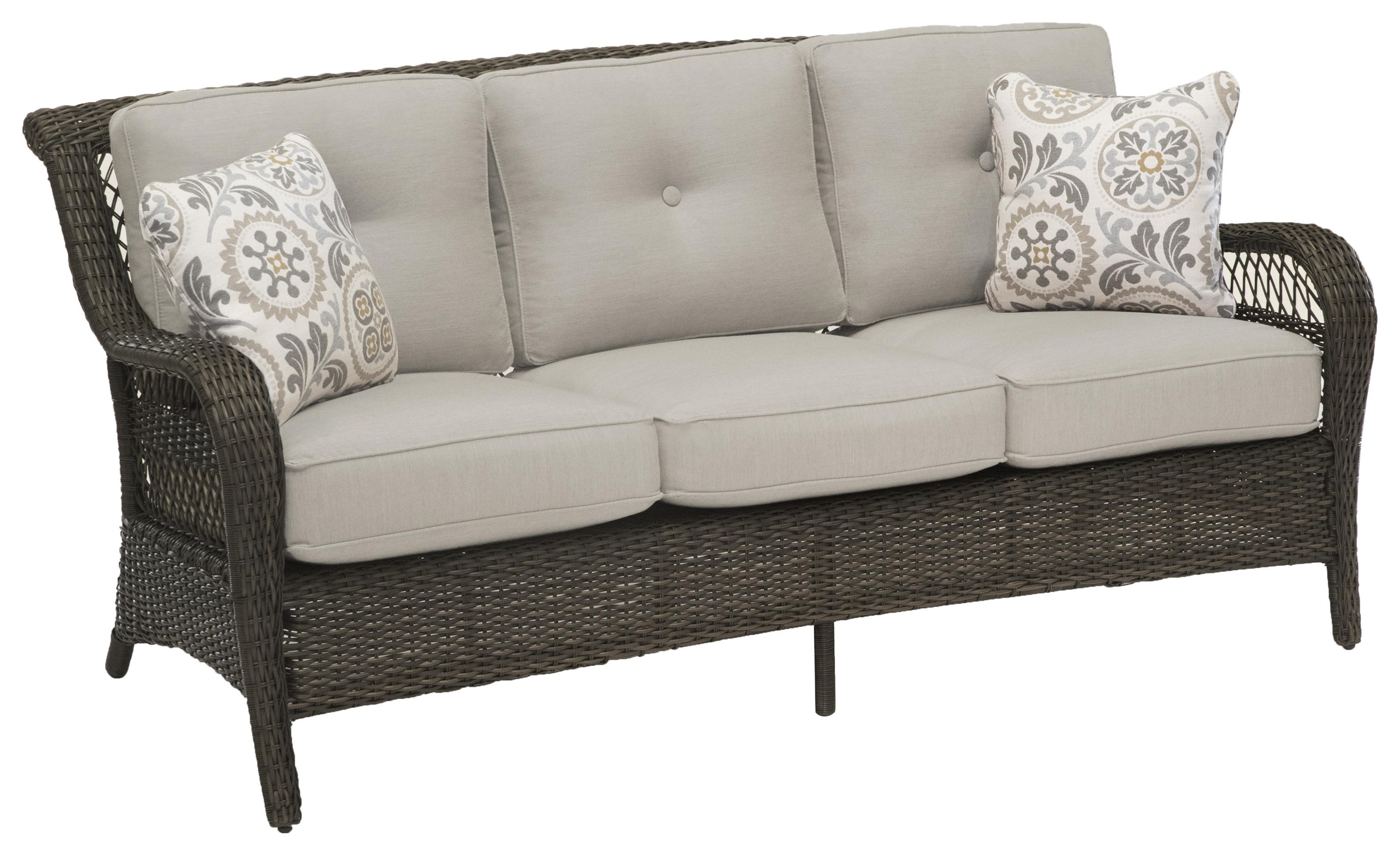 Riviera Sofa by Apricity Outdoor at Johnny Janosik