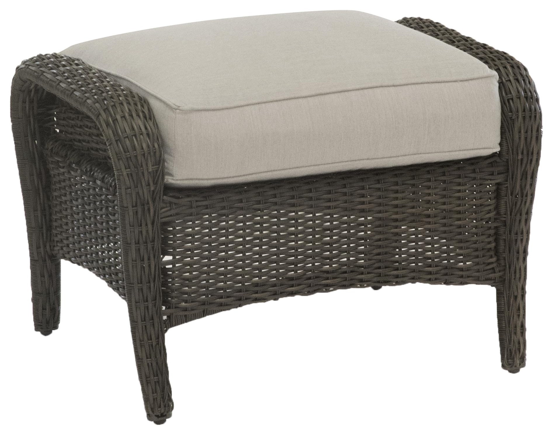 Riviera Ottoman by Apricity Outdoor at Johnny Janosik
