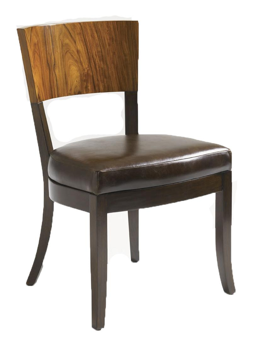 Aquarius Allure Side Chair by Aquarius at Baer's Furniture