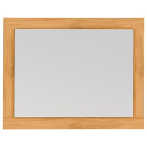 Alder Dresser Mirror