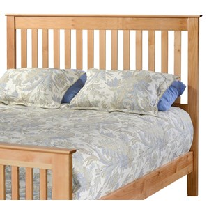 Full Slat Headboard Only