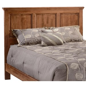 Twin Panel Headboard Only