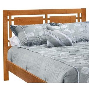 Twin Open Panel Headboard Only