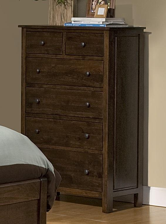 6 Drawer Chest With Blanket Drawer