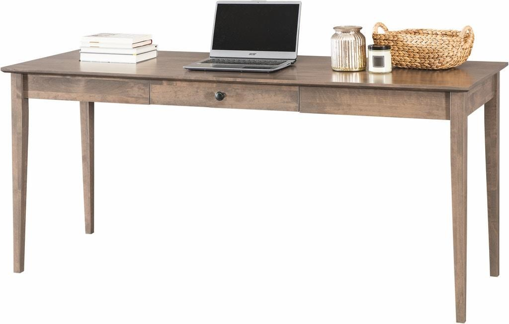 Modular Home Office Writing Desk by Amish Traditions at Sprintz Furniture