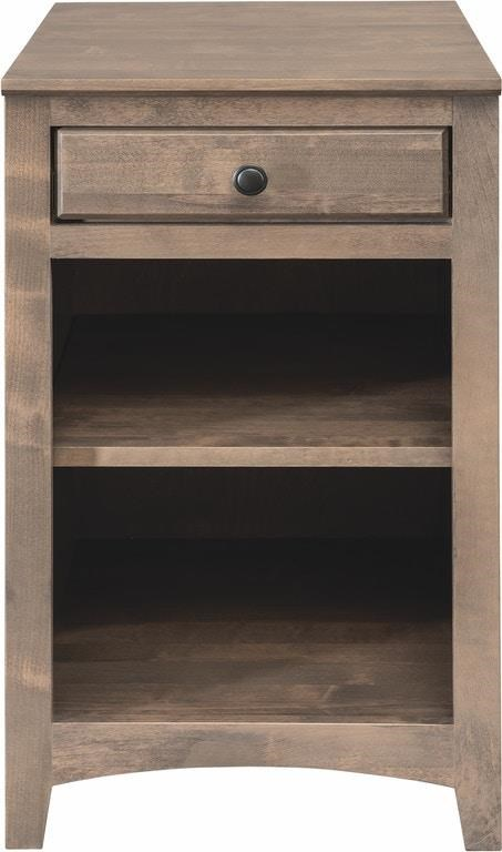Modular Home Office Universal Pedestal by Amish Traditions at Sprintz Furniture