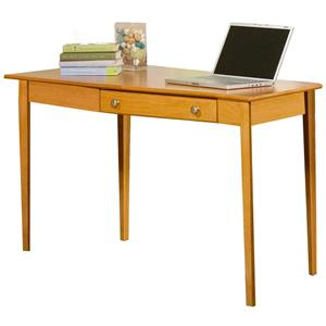 Left Wedge Desk with 1 Drawer