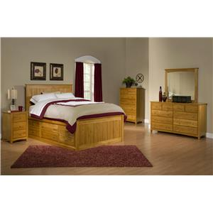 Queen Bedroom Group 2
