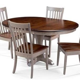 Amish Essentials Mary Dining Table by Amish Traditions at Sprintz Furniture