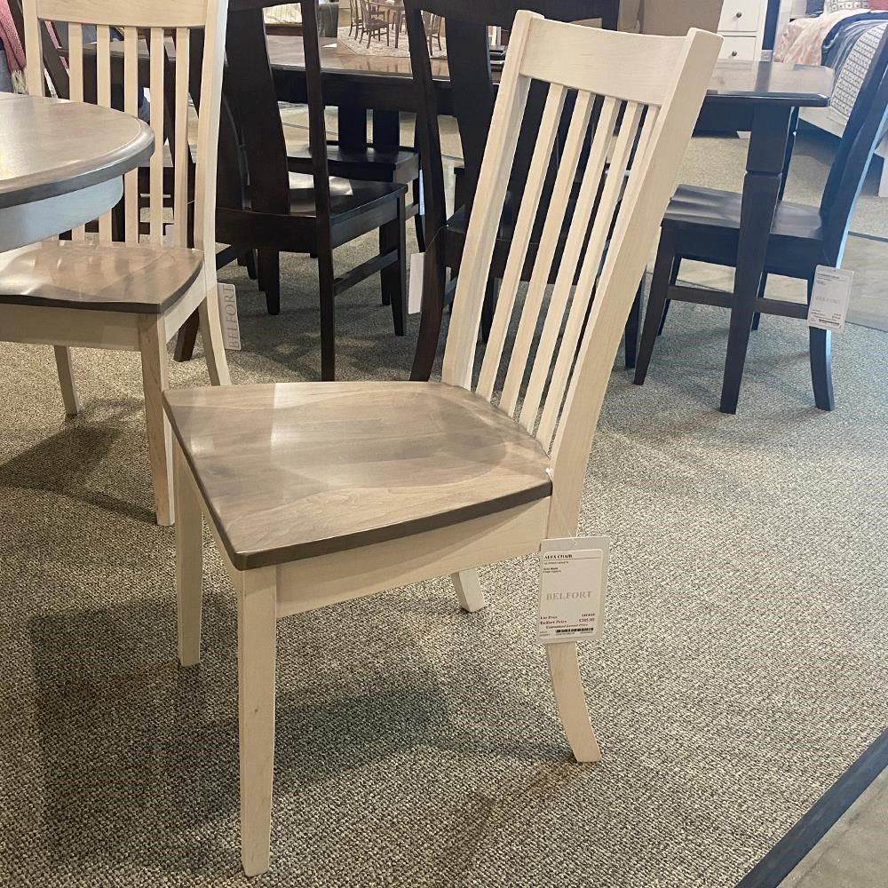 Amish Essentials Customizable Alex Chair by Archbold Furniture at Belfort Furniture