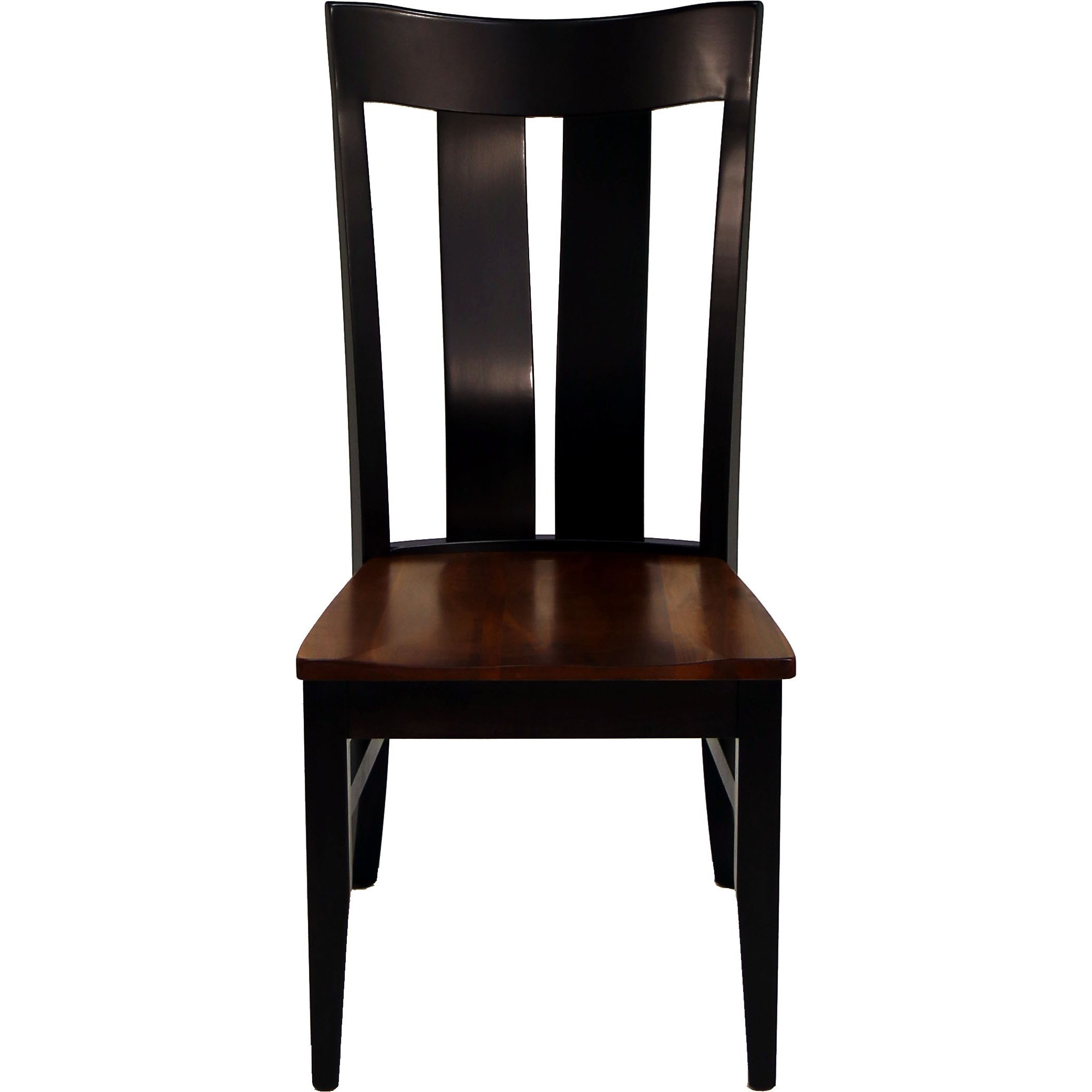 Amish Essentials Florence Chair by Archbold Furniture at Novello Home Furnishings