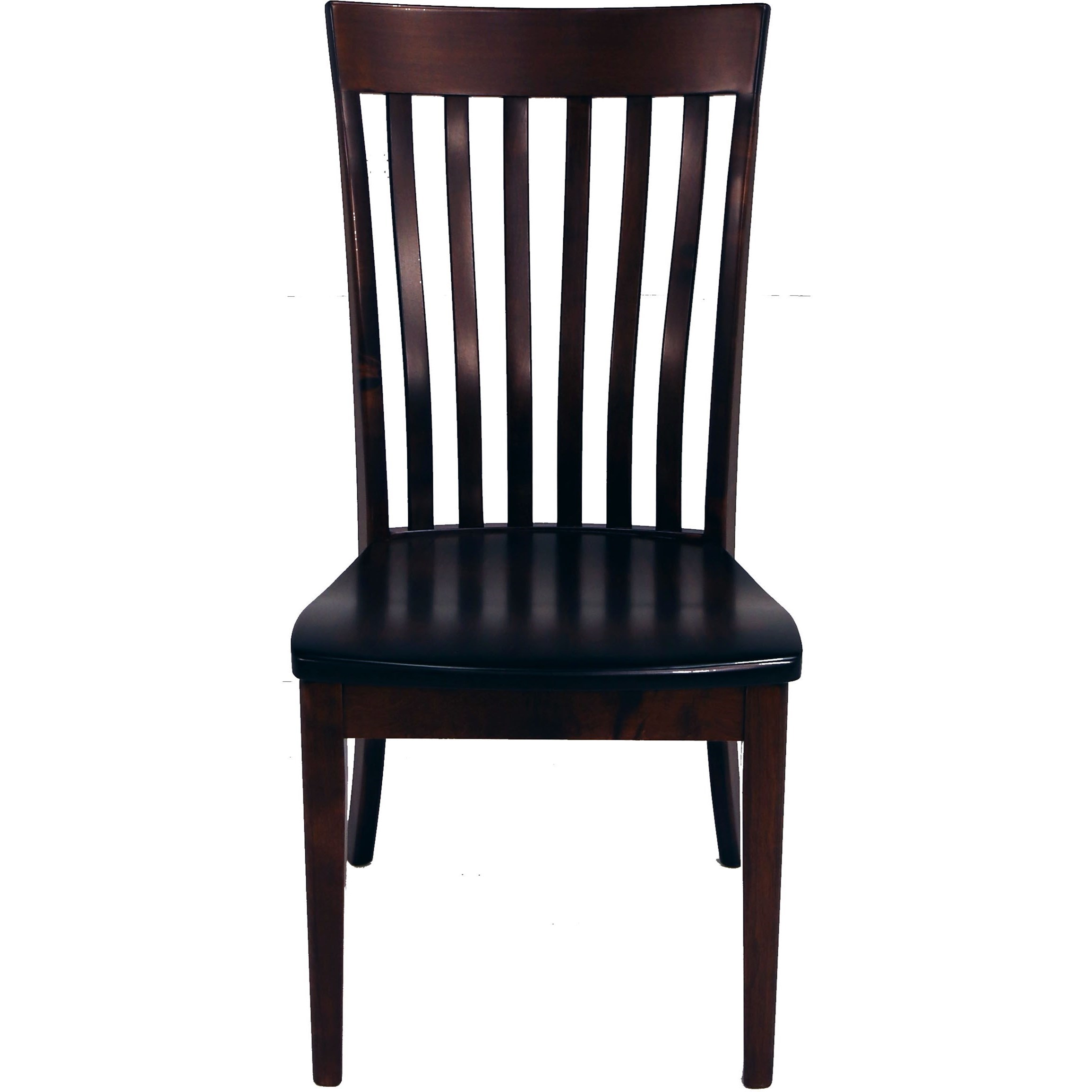 Amish Essentials Nathan Chair by Archbold Furniture at Mueller Furniture