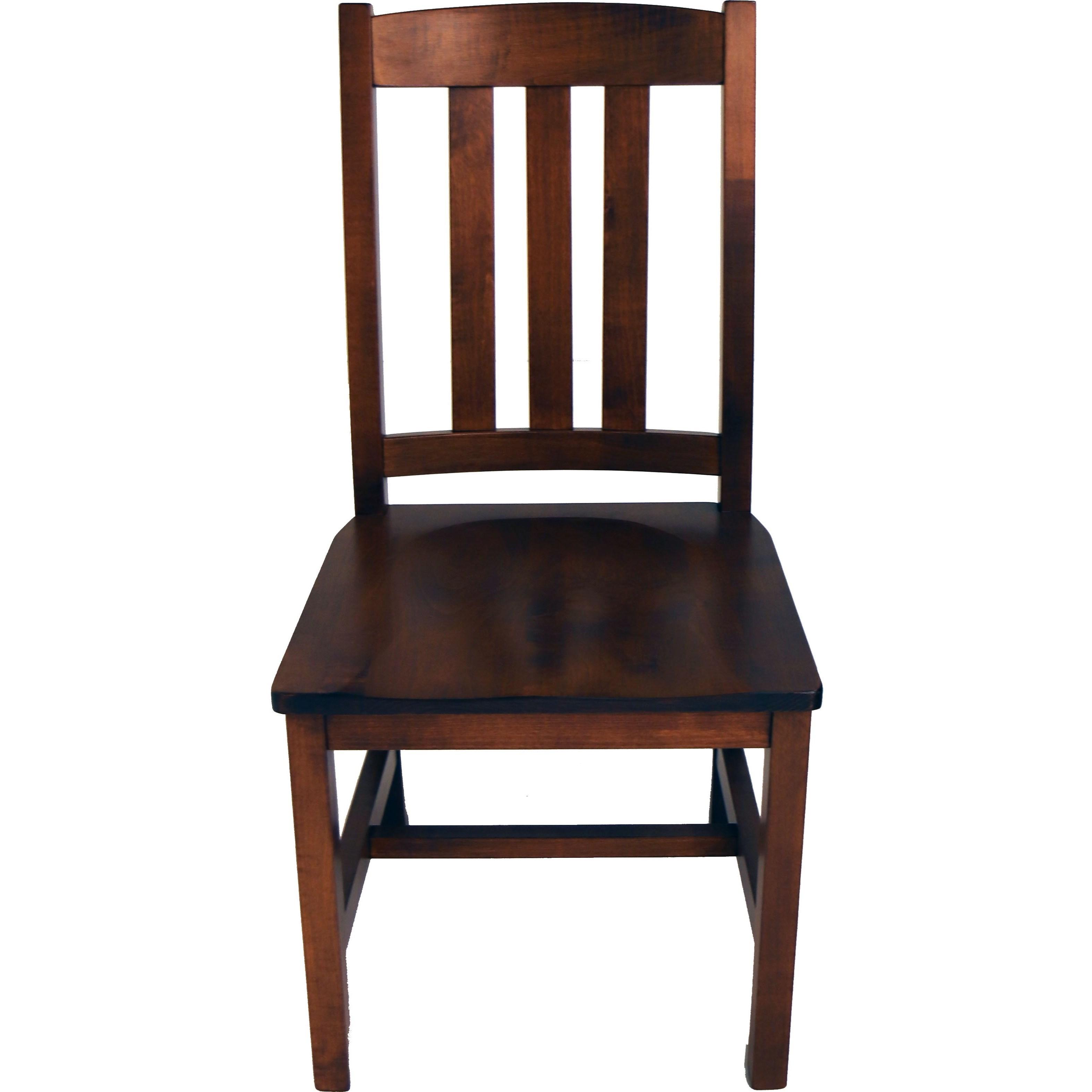 Amish Essentials Cooper Chair by Archbold Furniture at Mueller Furniture