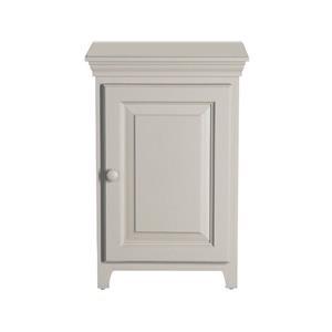 1 Door Console Cabinet