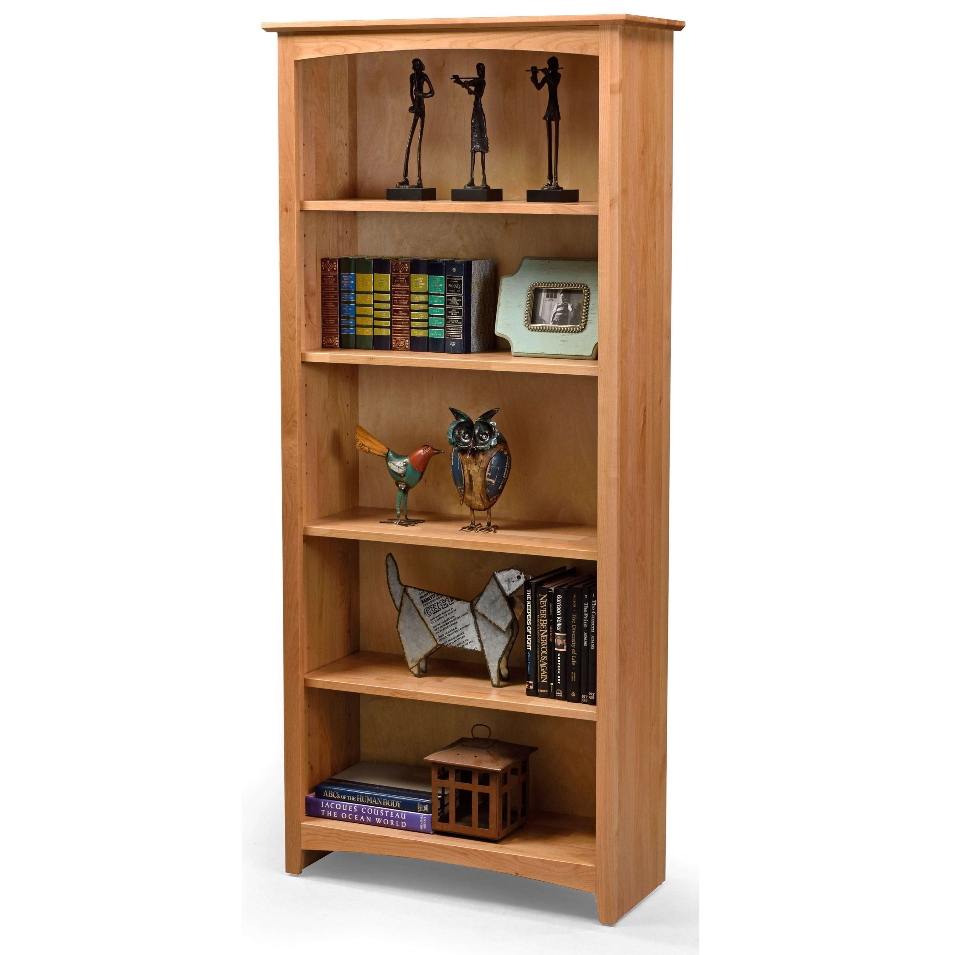 Bookcases Alder Bookcase at Williams & Kay