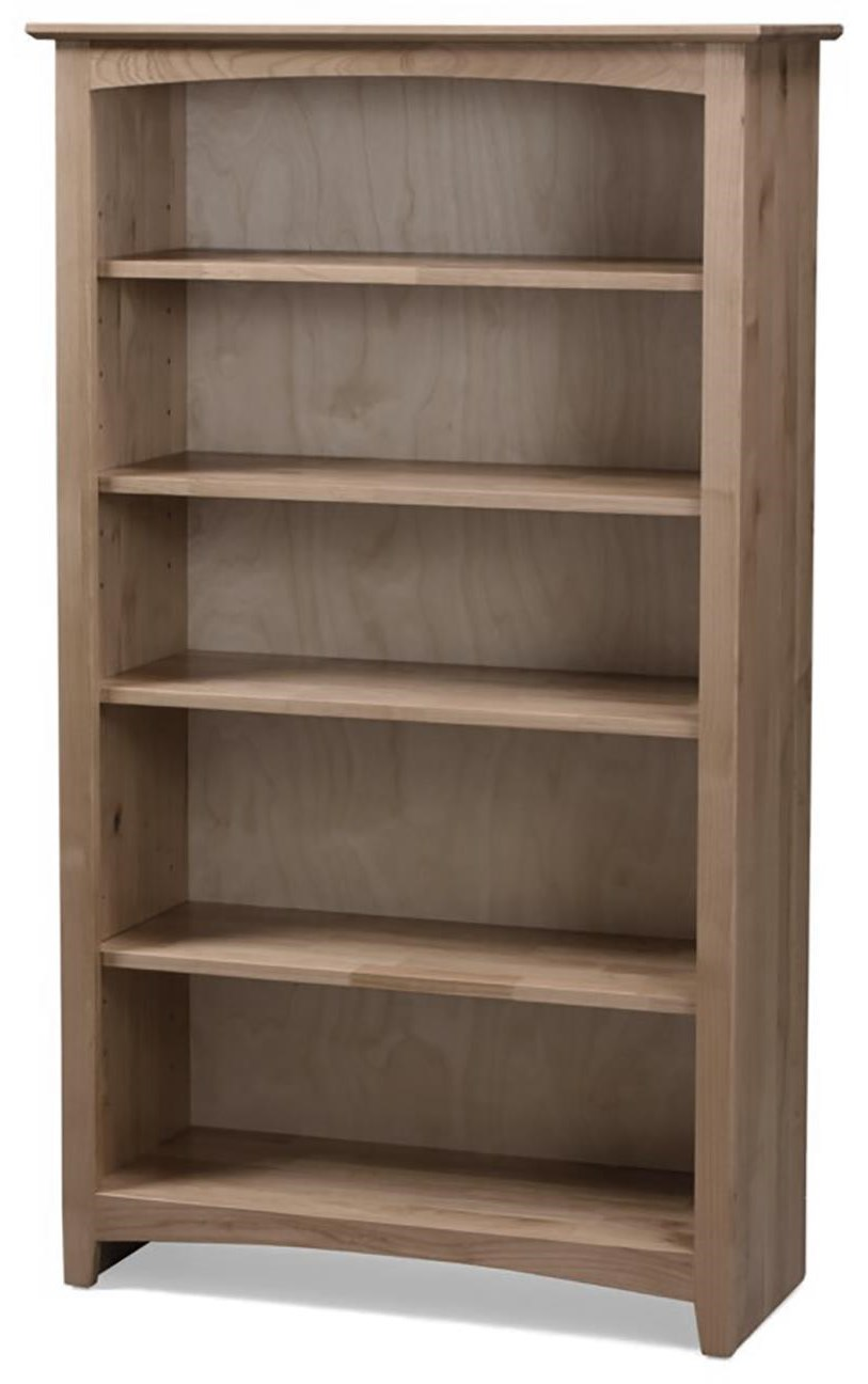 Bookcases Open Bookcase by Archbold Furniture at Johnny Janosik