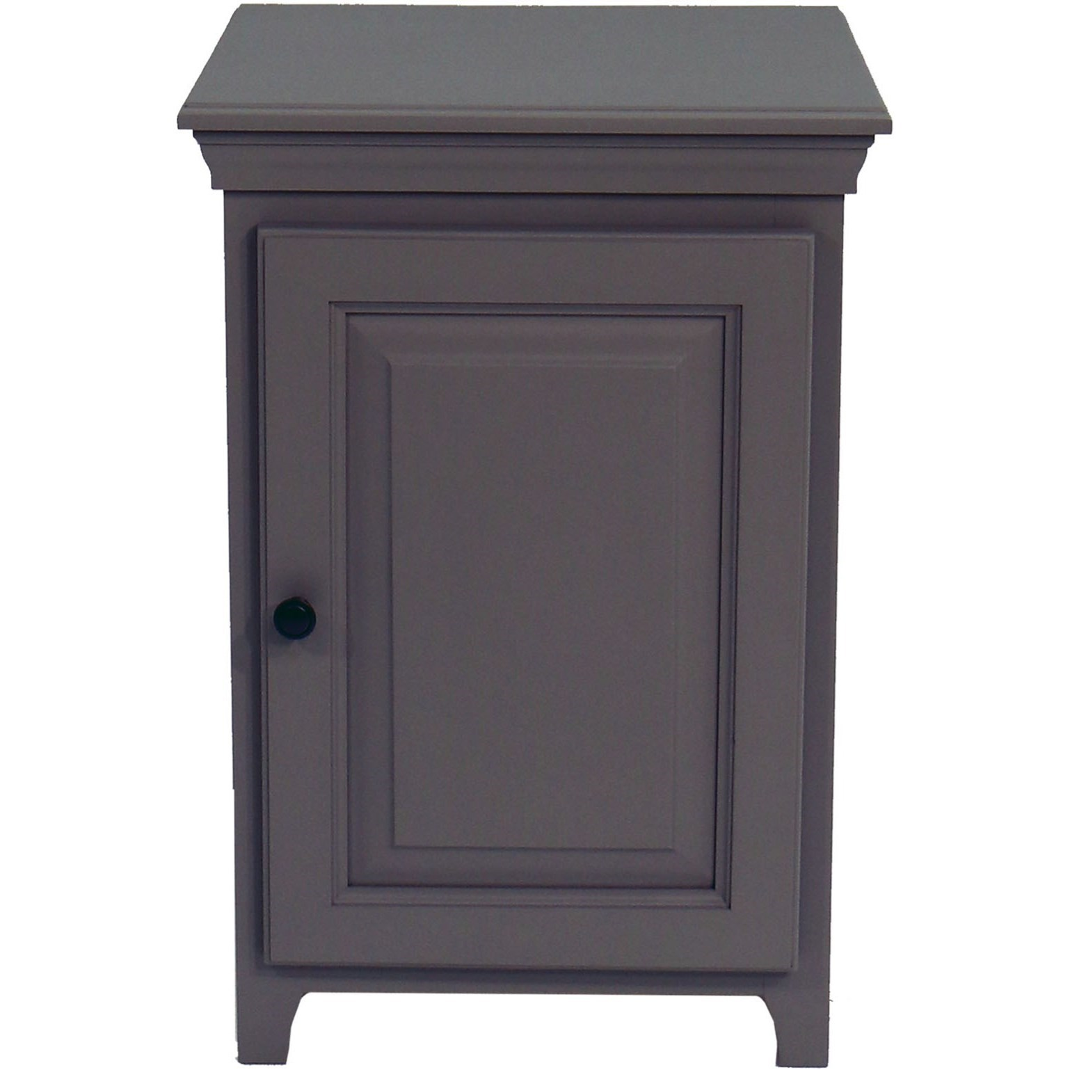 Pantries and Cabinets 1 Door Cabinet by Archbold Furniture at Mueller Furniture
