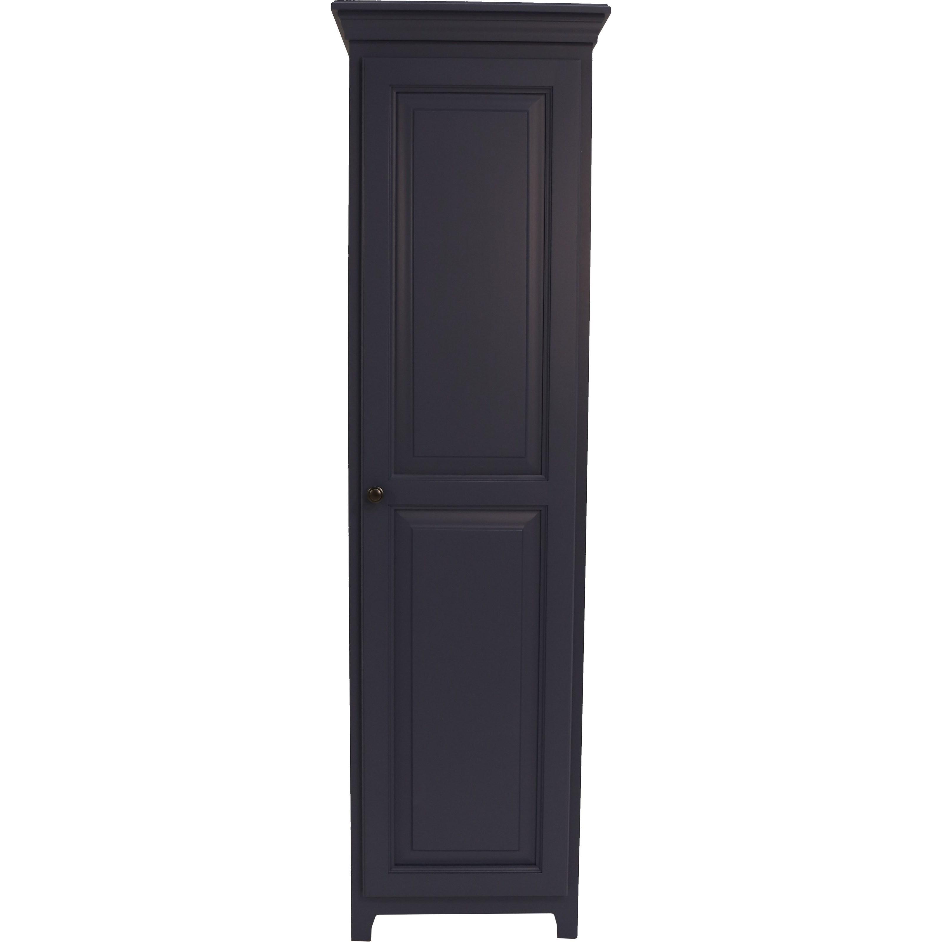 Pantries and Cabinets 1 Door Pantry at Williams & Kay