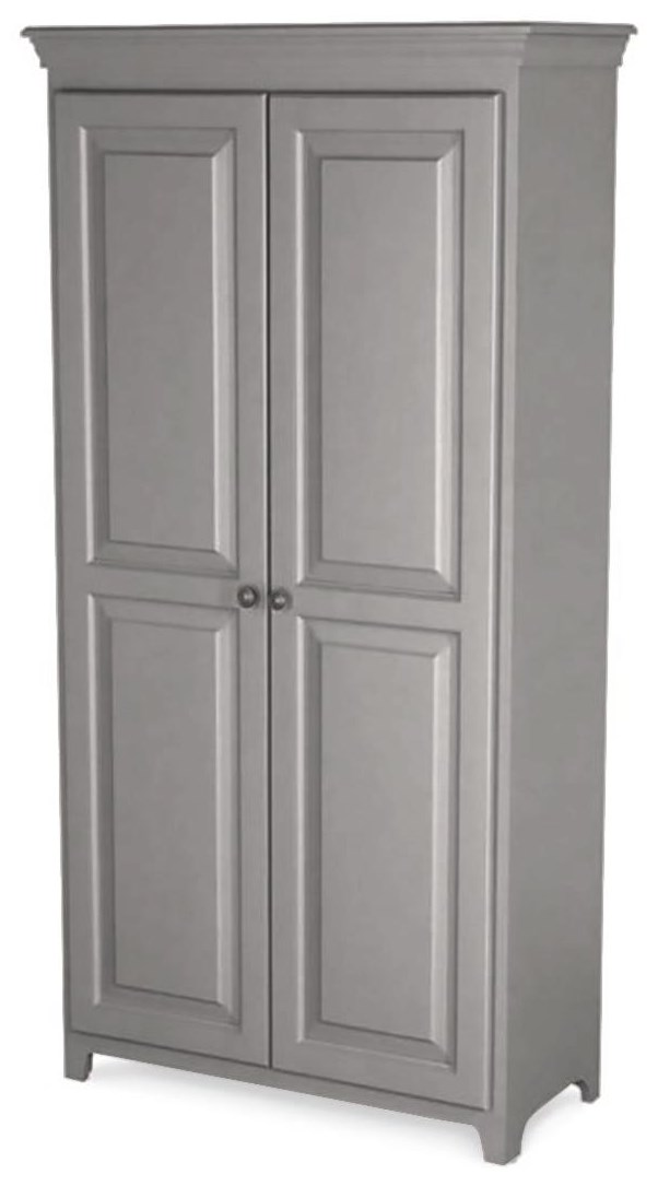 Pantries and Cabinets 2 Door Pantry by Archbold Furniture at Johnny Janosik