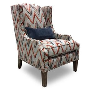 Aria Designs Kendall Tribeca Accent Chair