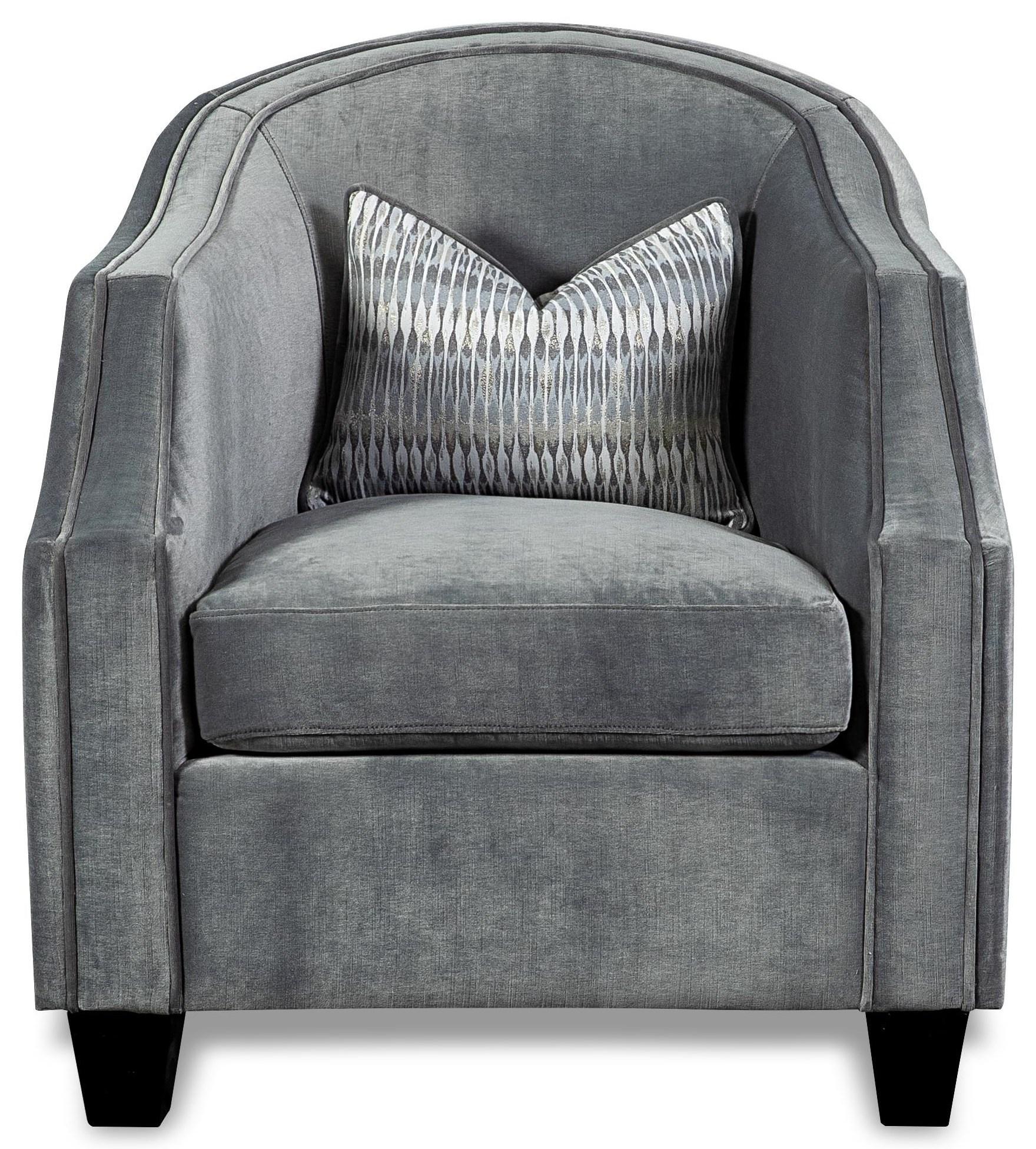 Astoria Astoria Chair by Aria Designs at Morris Home