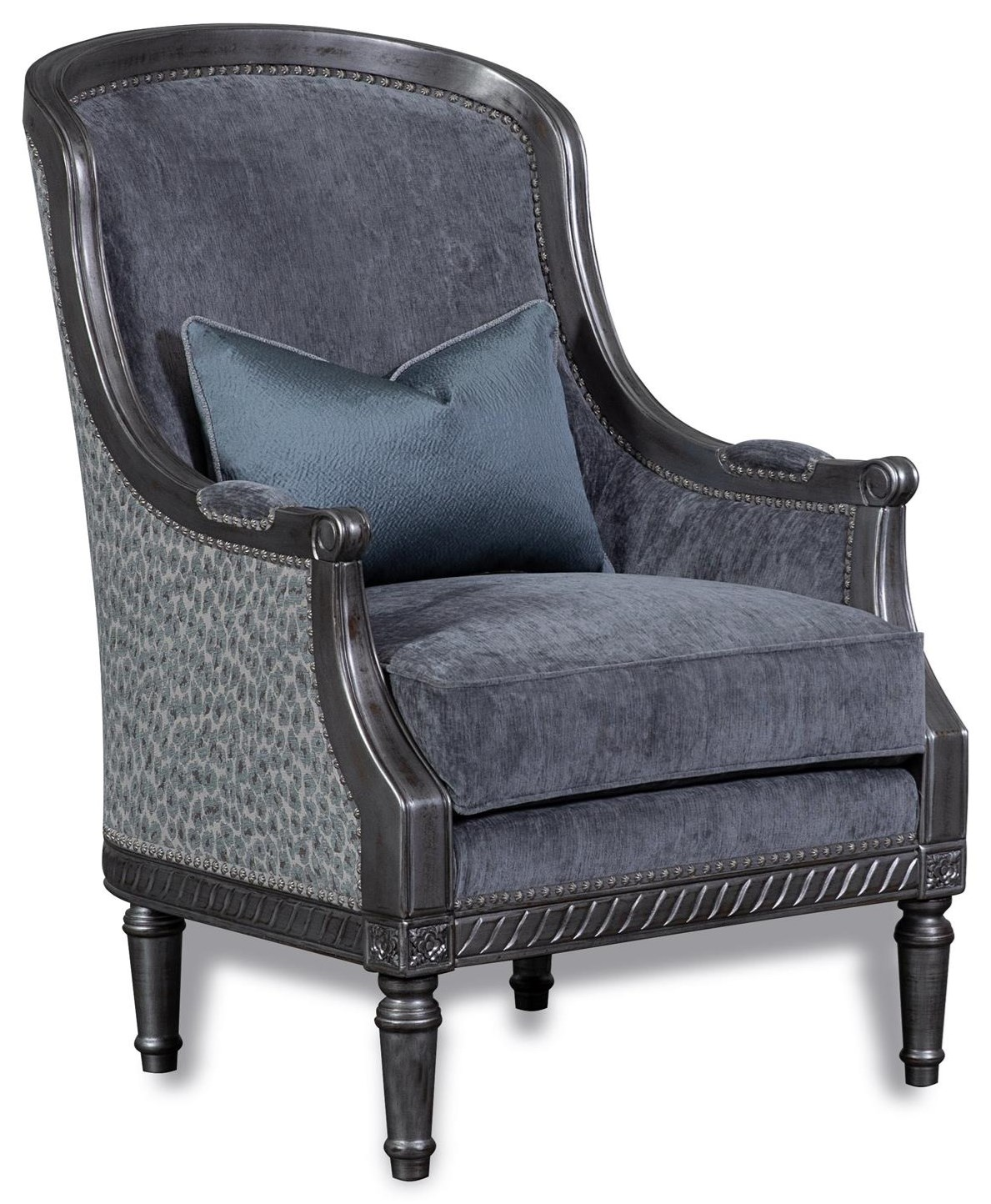 Barcelona Chair by Aria Designs at Stoney Creek Furniture