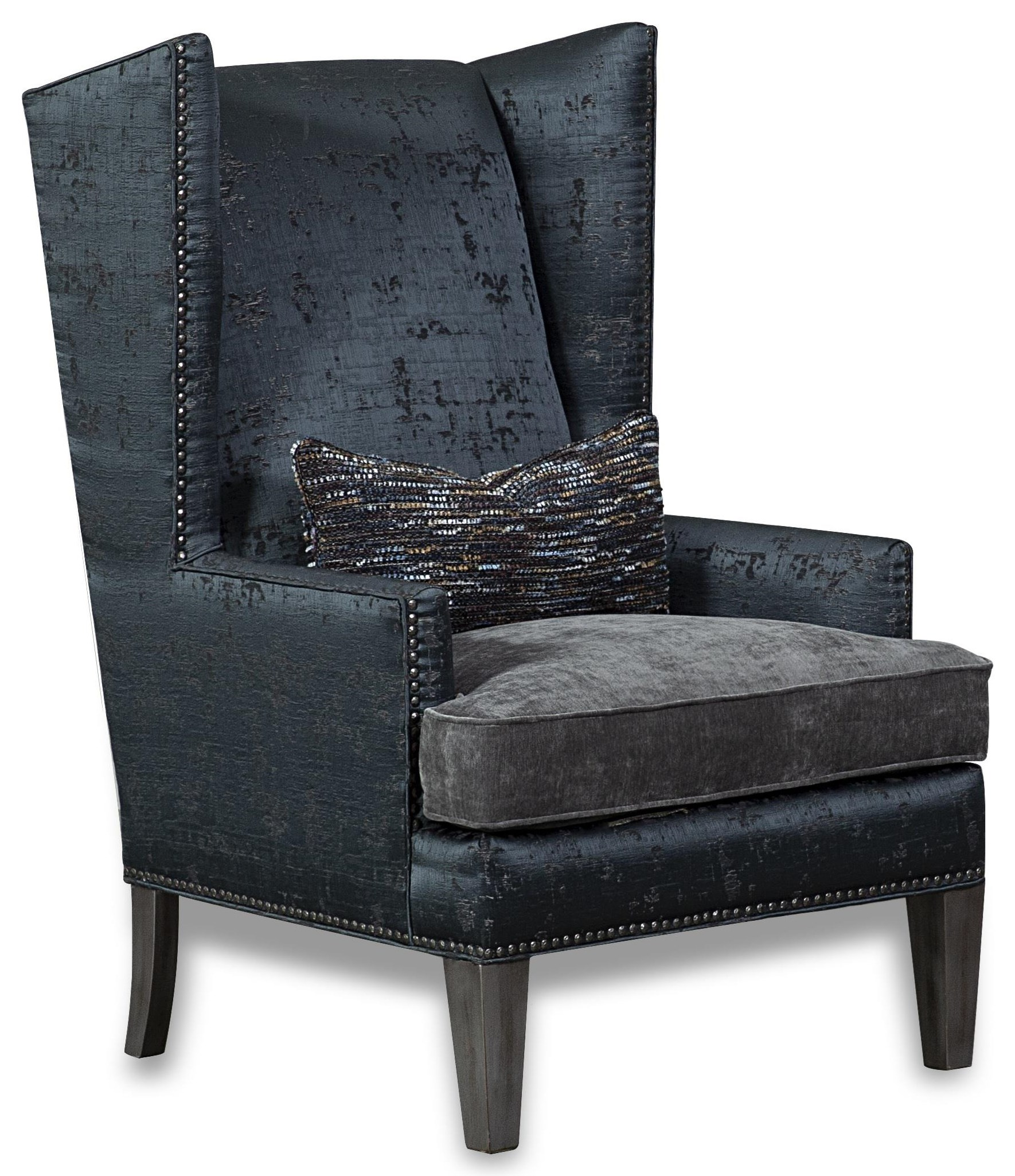 Baron - Baron Accent Chair by Aria Designs at Morris Home