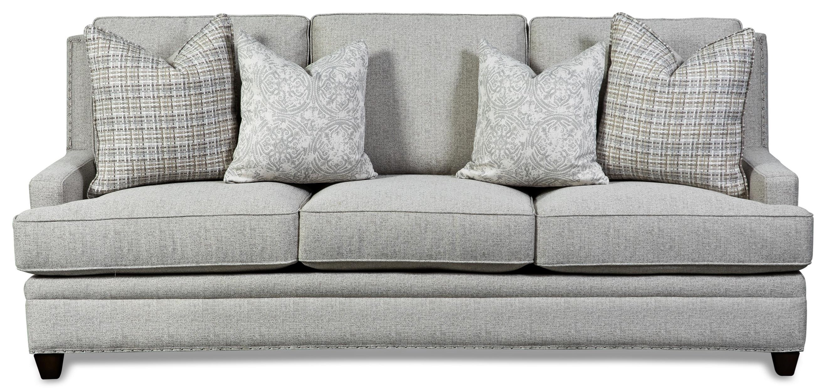 Beaumont Beaumont Sofa by Aria Designs at Morris Home