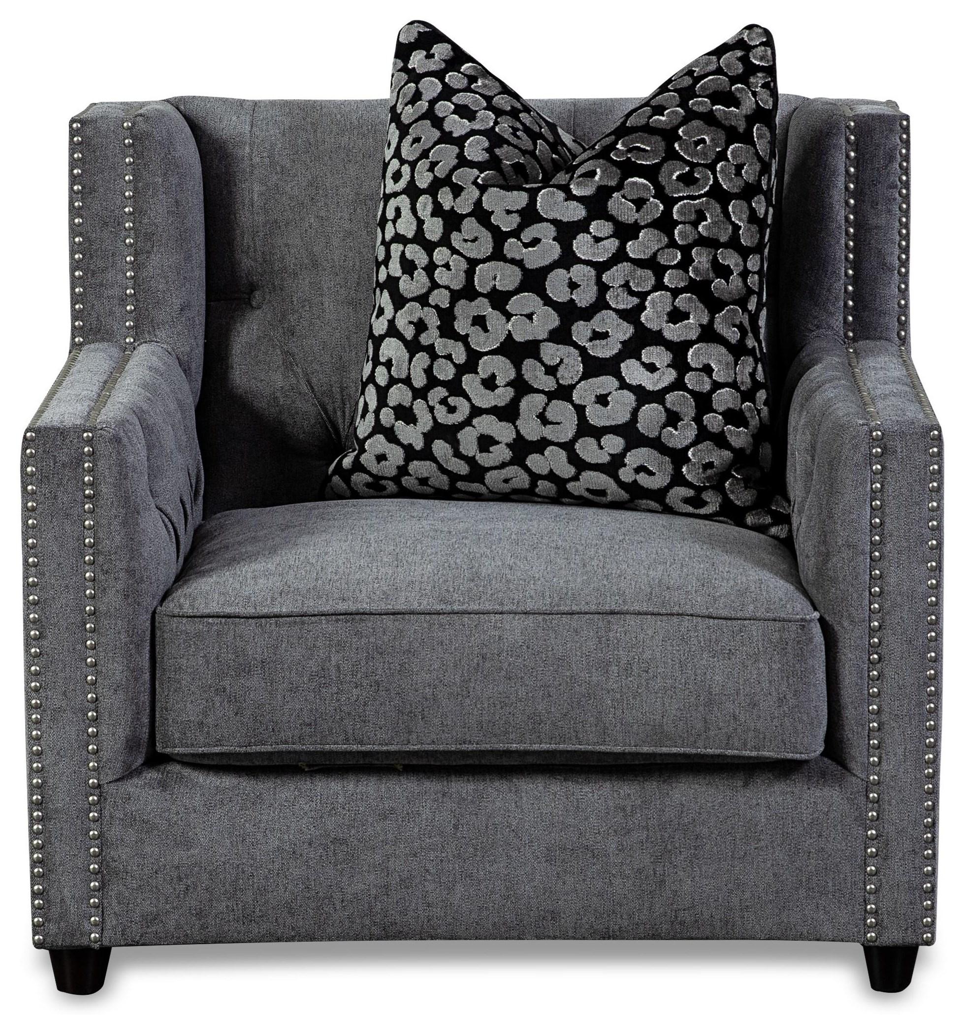 Rialto Rialto Chair by Aria Designs at Morris Home