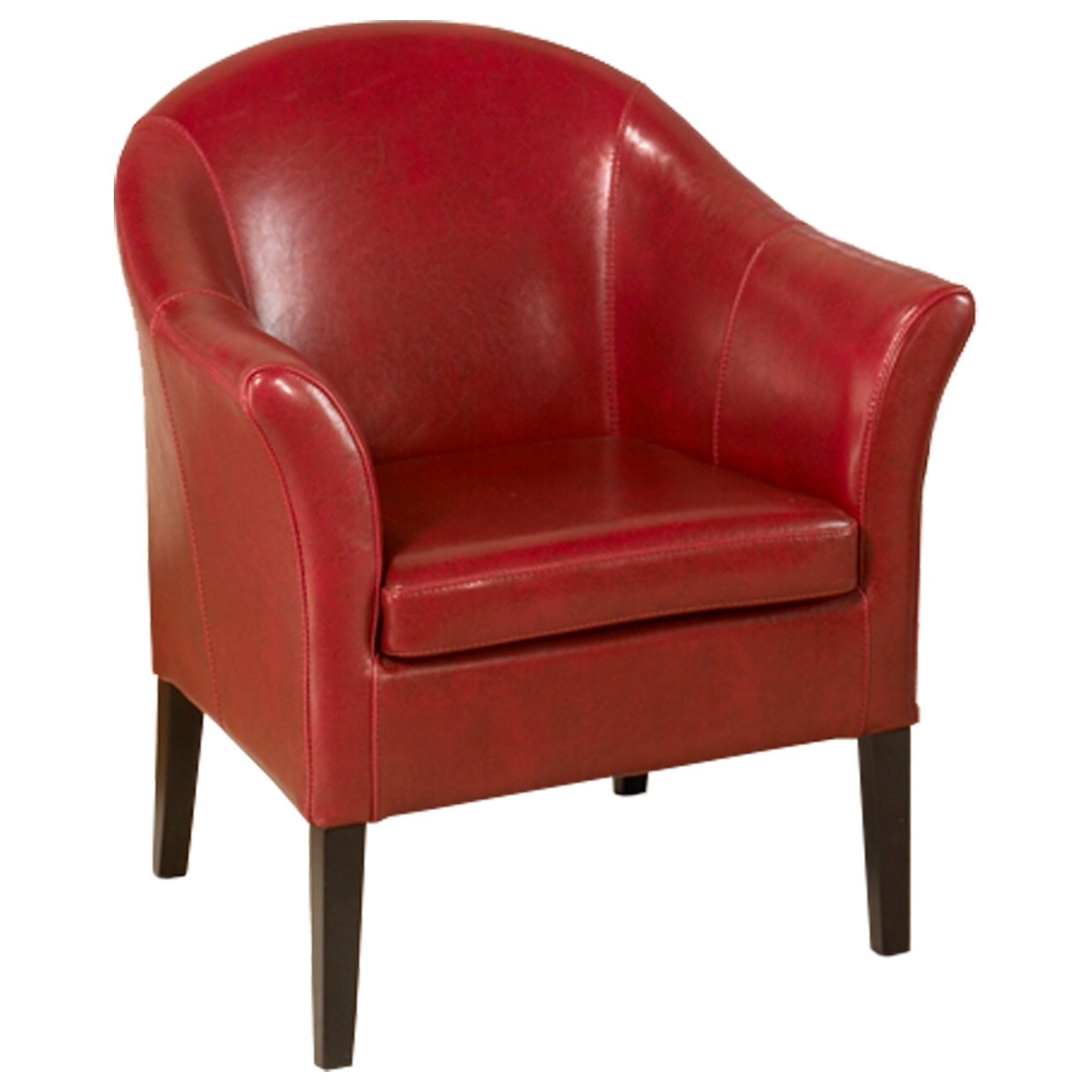 1404 Club Chair at Sadler's Home Furnishings