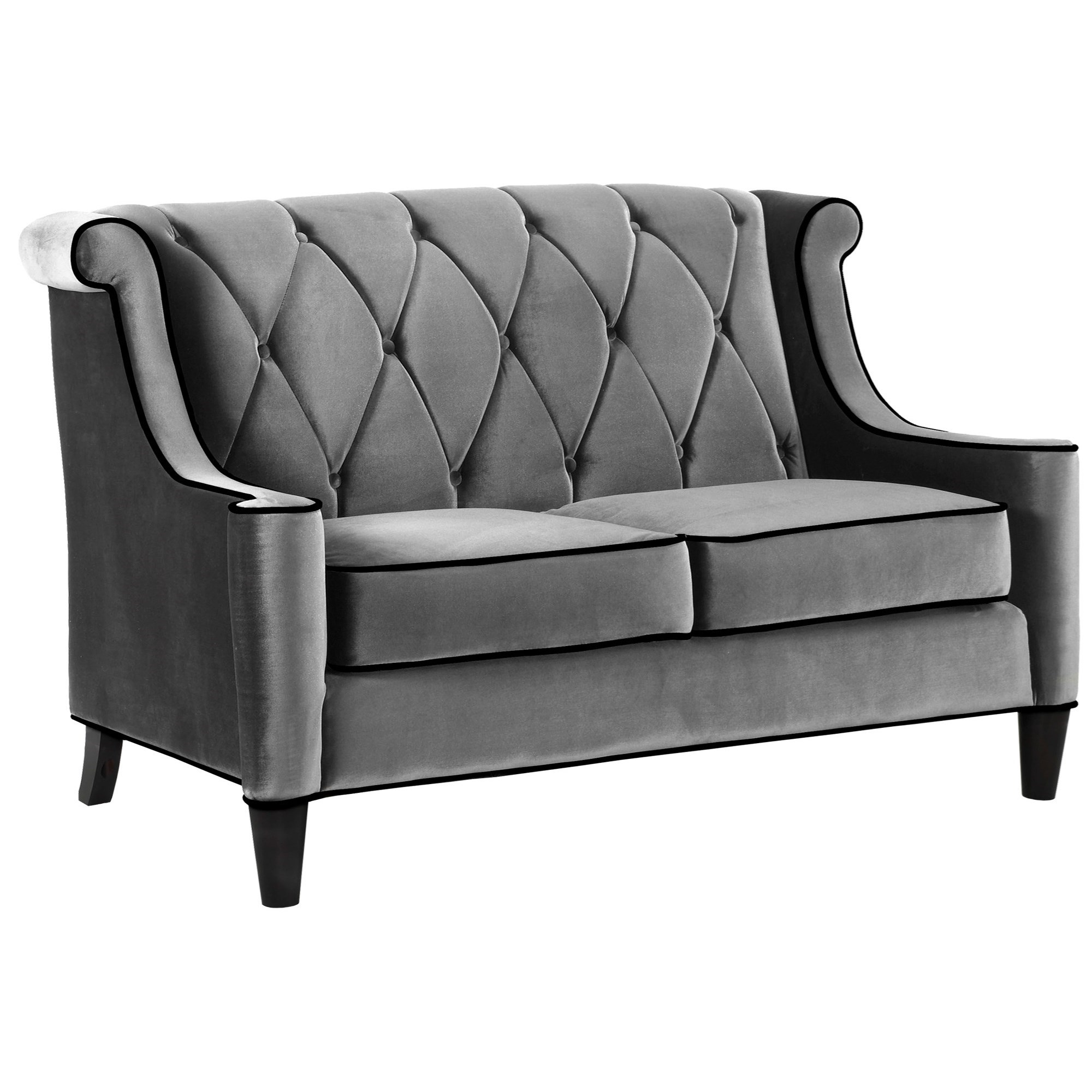 Barrister Loveseat by Armen Living at Michael Alan Furniture & Design
