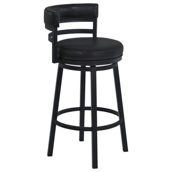 """Madrid 26"""" Barstool by Armen Living at Darvin Furniture"""