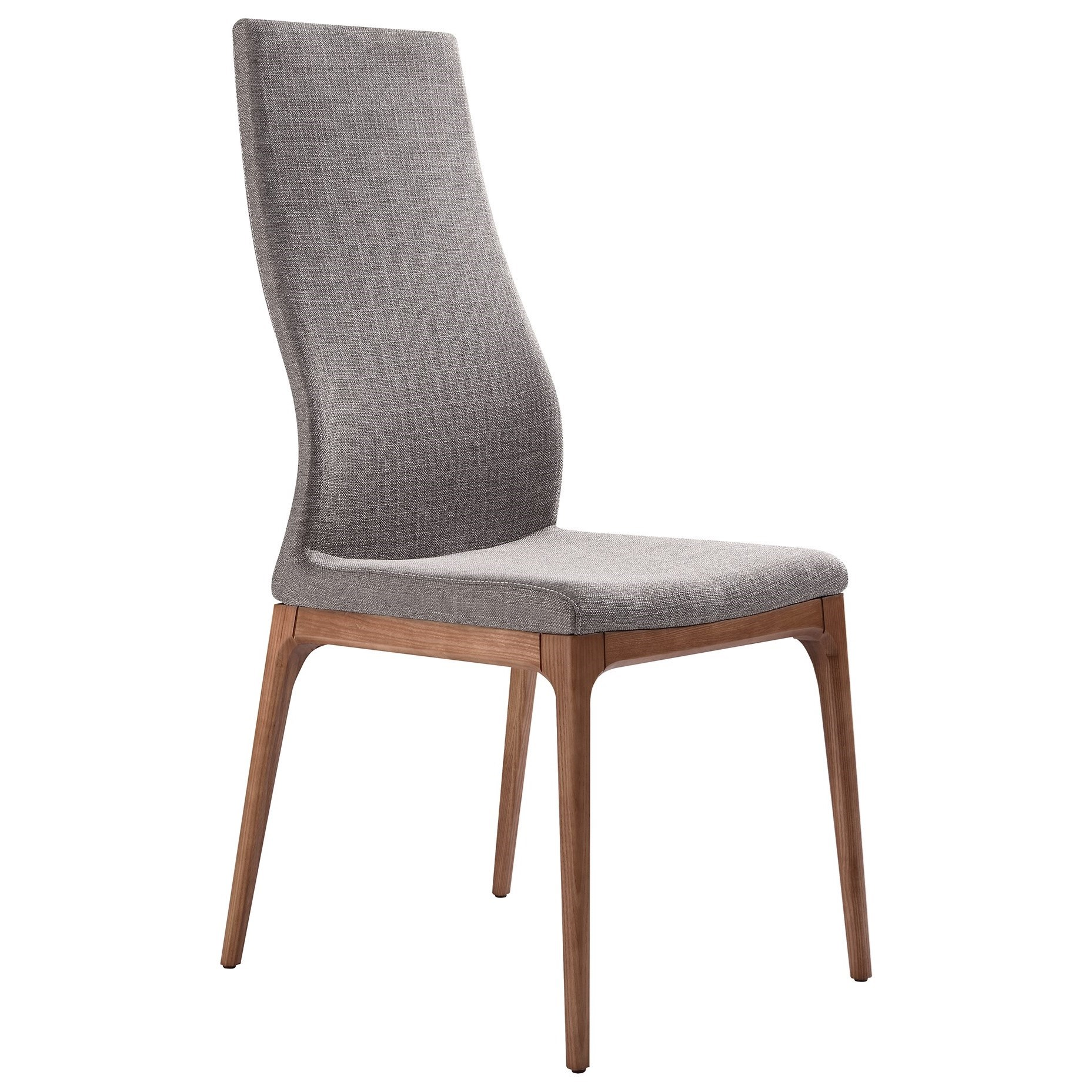 Parker Mid-Century Dining Chair - Set of 2 at Sadler's Home Furnishings