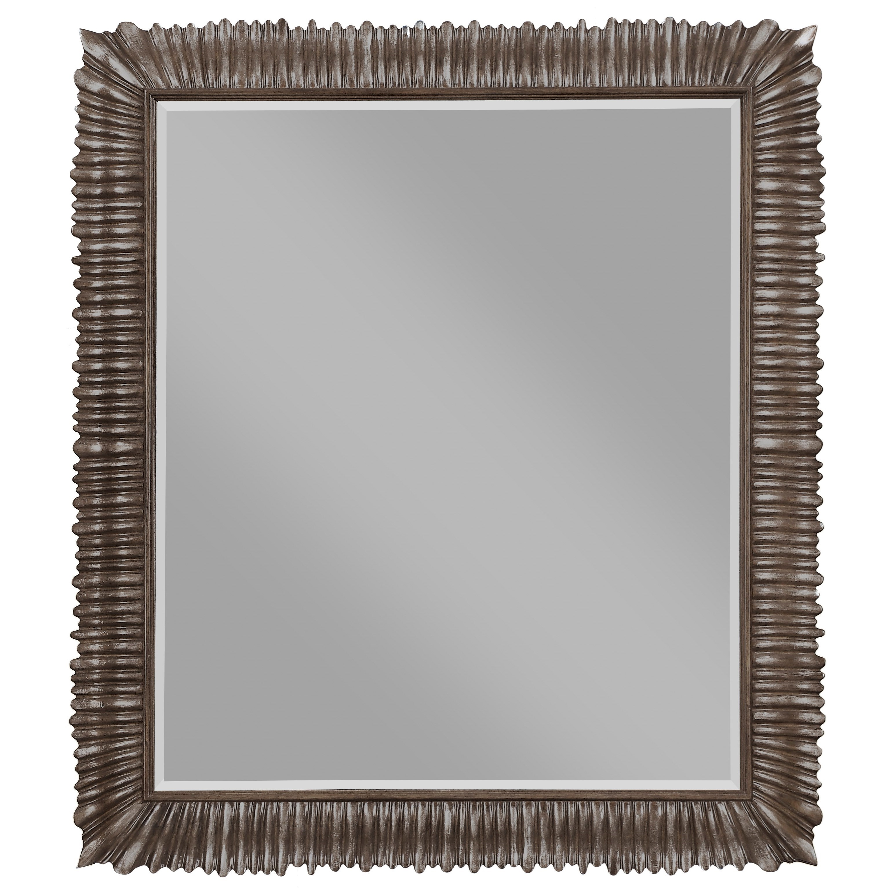 Landmark Carved Mirror by A.R.T. Furniture Inc at Home Collections Furniture