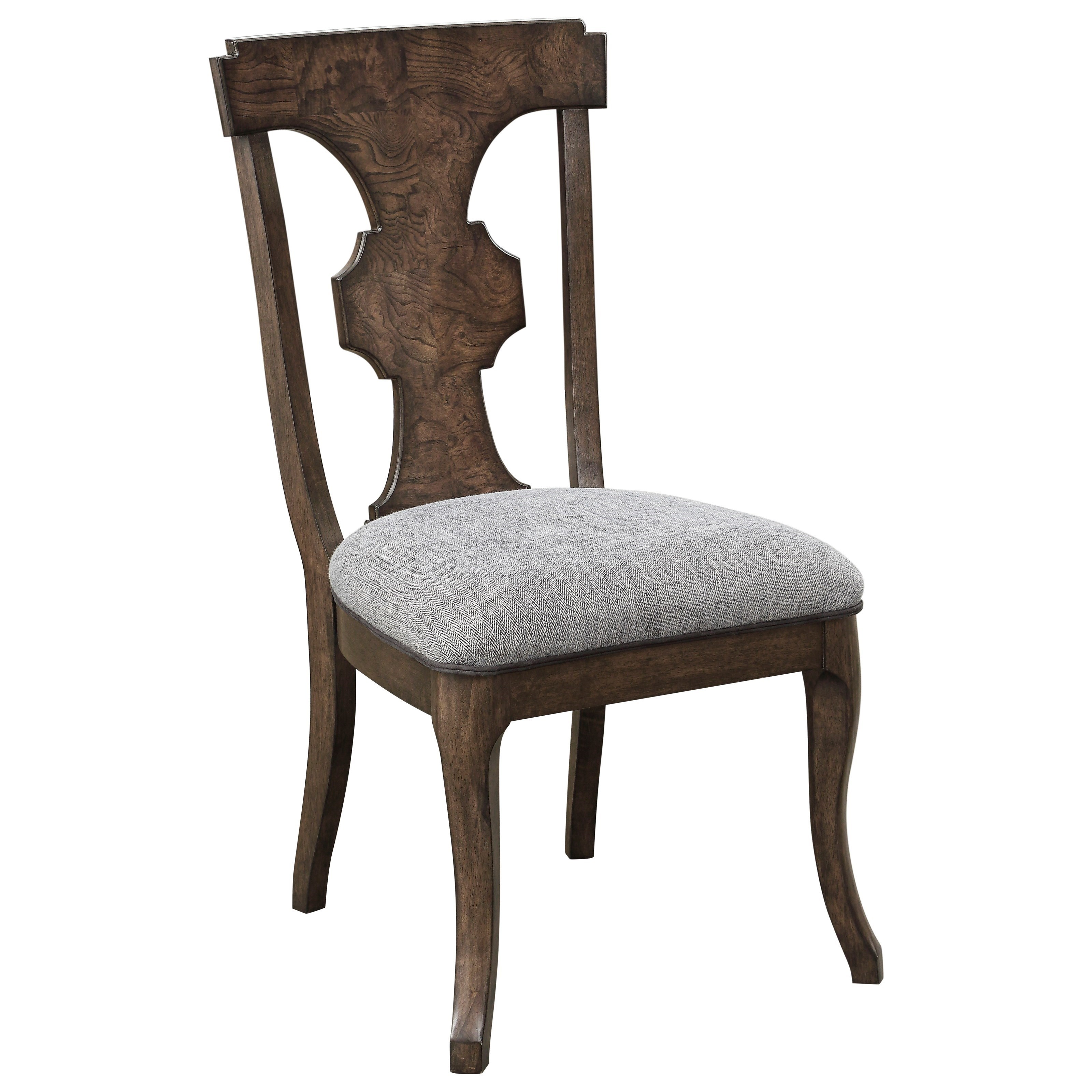 Landmark Splat Back Side Chair by A.R.T. Furniture Inc at Dream Home Interiors