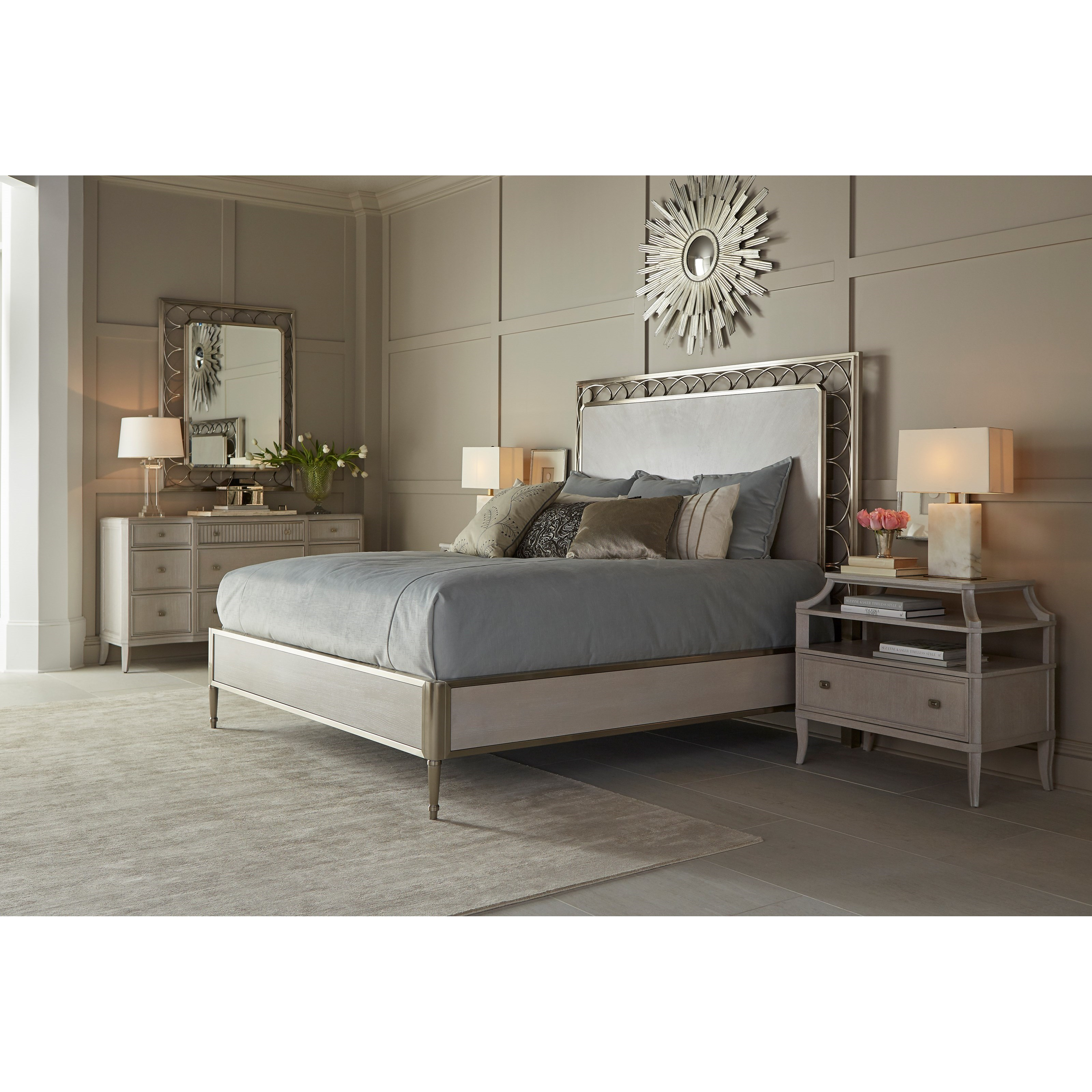 La Scala King Bedroom Group by A.R.T. Furniture Inc at Baer's Furniture