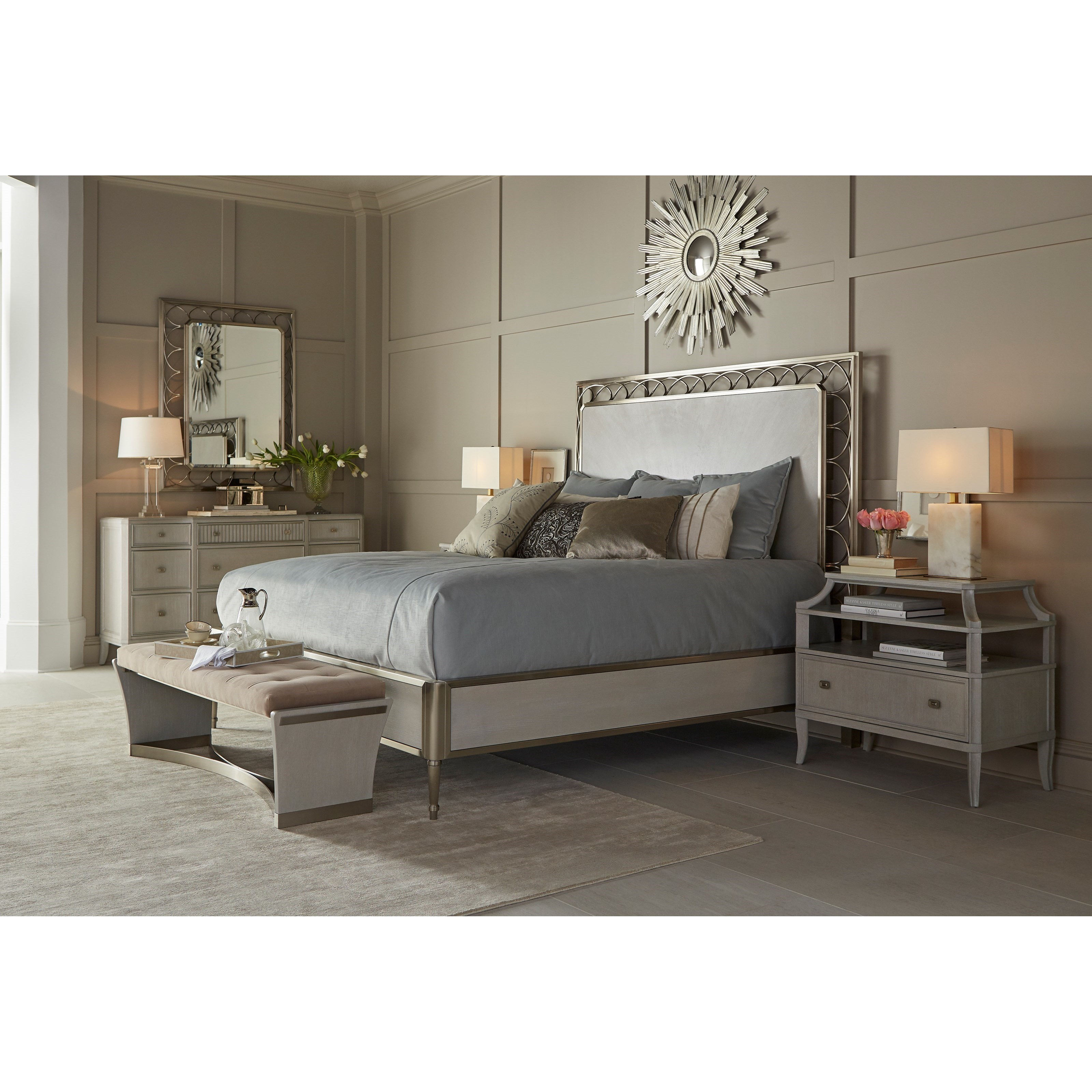 La Scala Queen Bedroom Group by A.R.T. Furniture Inc at Story & Lee Furniture