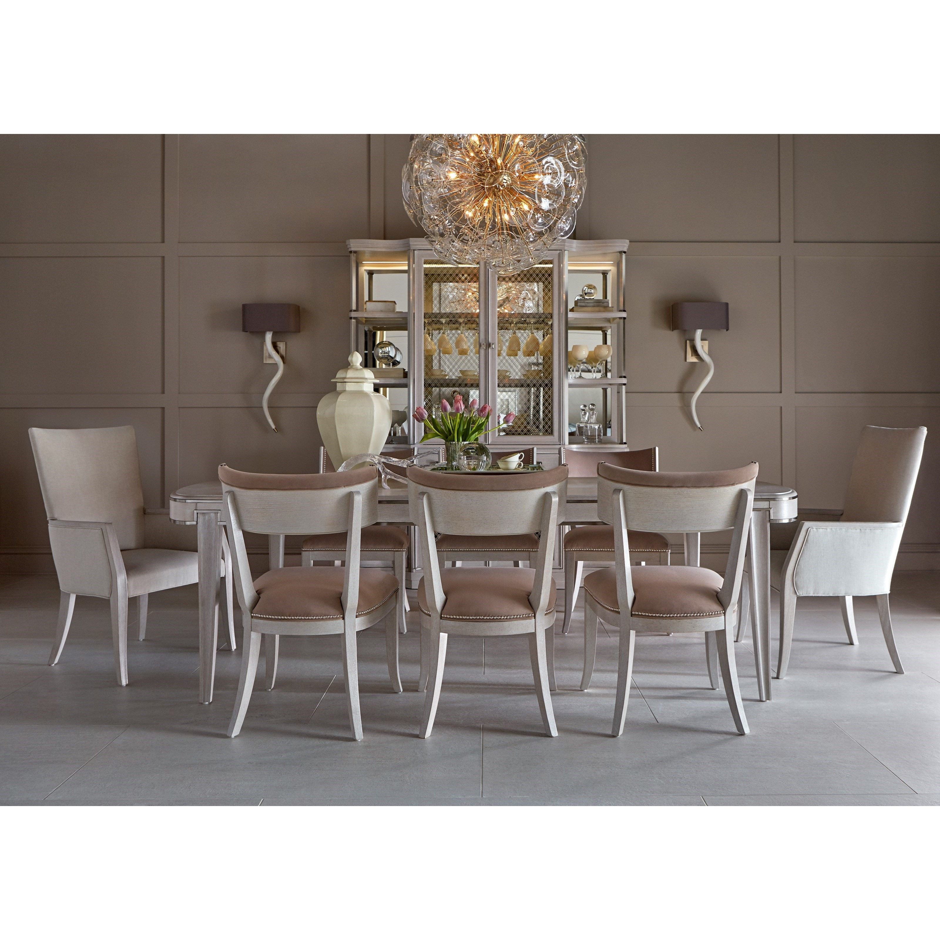 La Scala 7 Piece Dining Set by A.R.T. Furniture Inc at Baer's Furniture