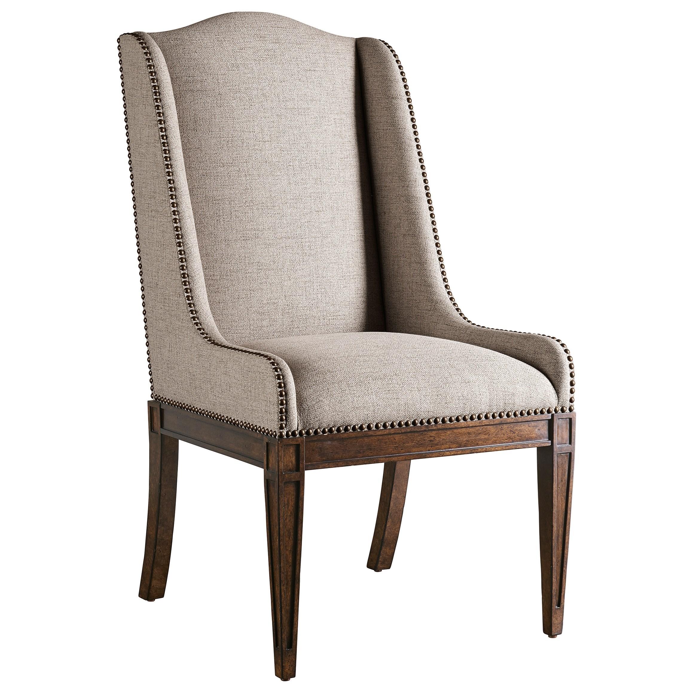Kingsport  Host Chair  by Klien Furniture at Sprintz Furniture