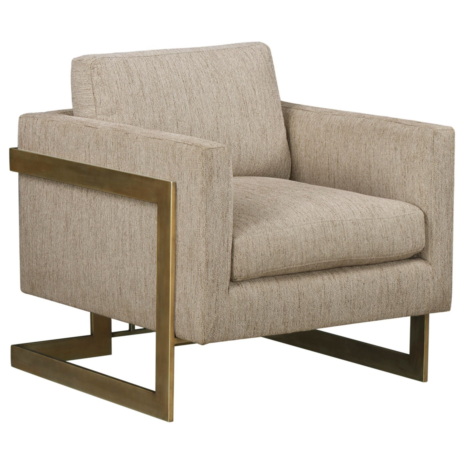 WoodWright Upholstery Upholstered Chair by Klien Furniture at Sprintz Furniture