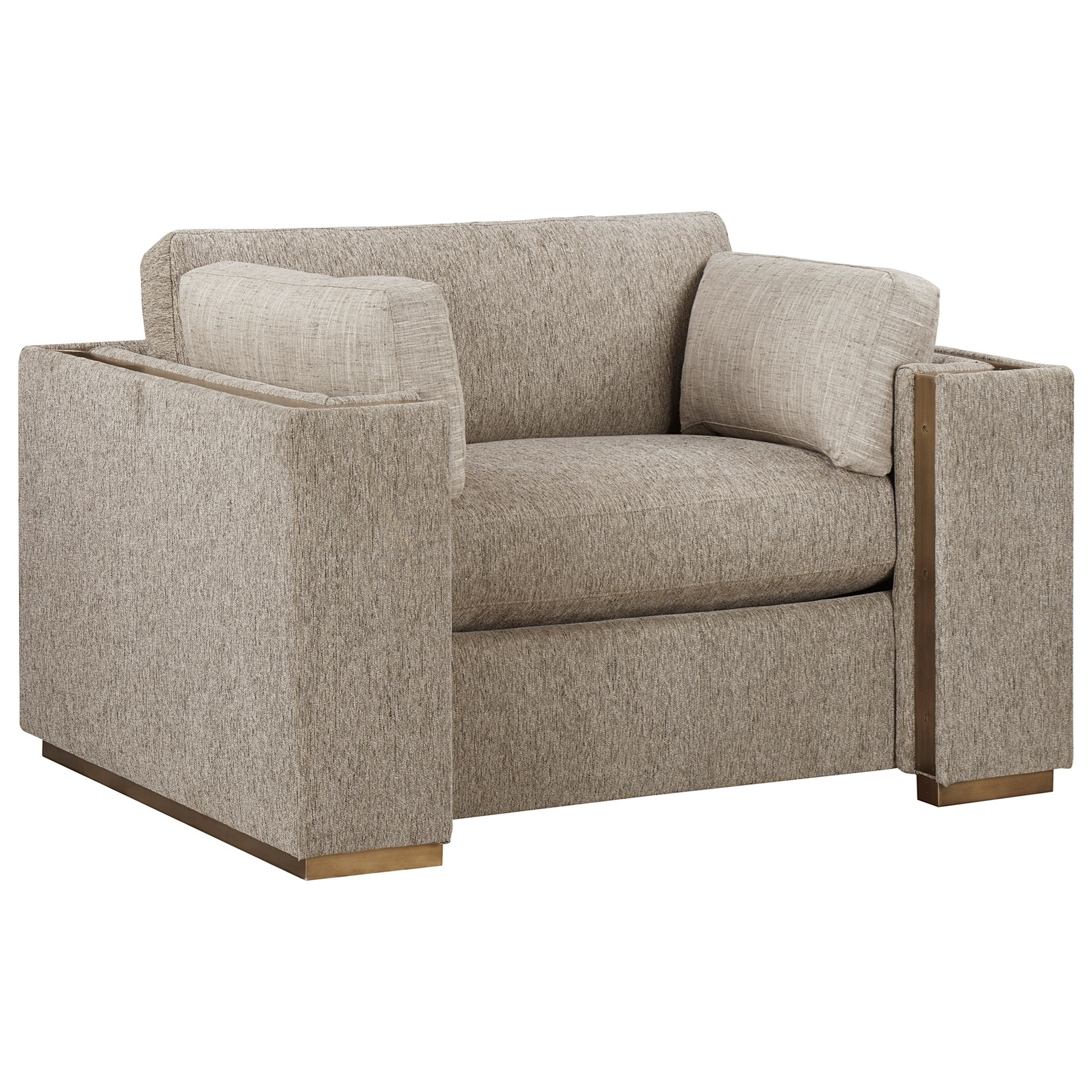WoodWright Upholstery Chair and a Half by Klien Furniture at Sprintz Furniture