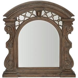 Bentley Carved Mirror