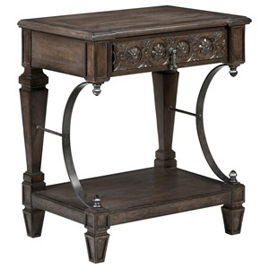 Gabriel Bedside Table