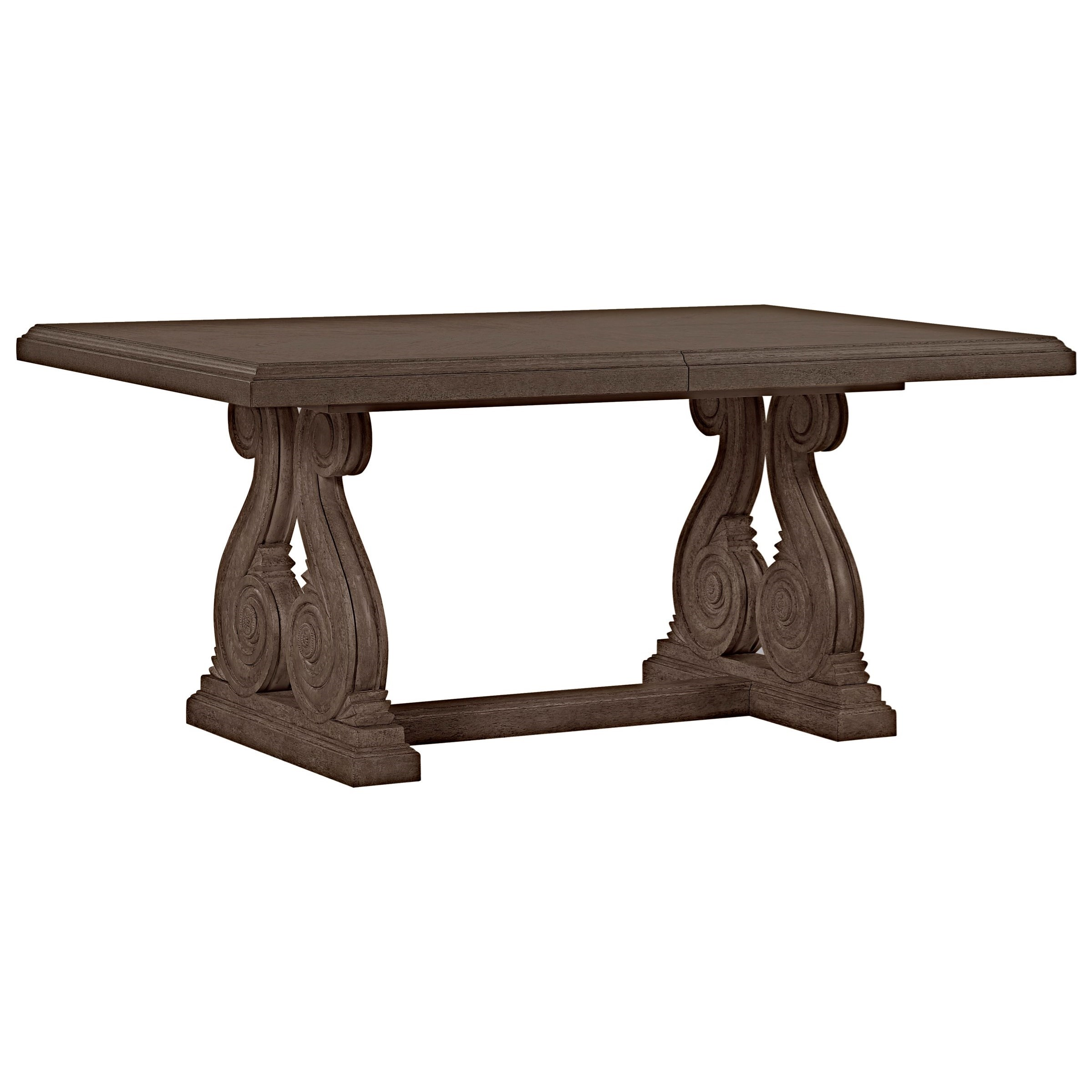 Vintage Salvage  Rectangular Dining Table by A.R.T. Furniture Inc at Home Collections Furniture