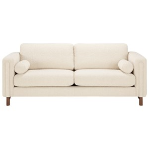 Larsen Sofa in Boucle Fabric