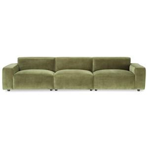 Olafur 3pc Modular Sofa Sectional