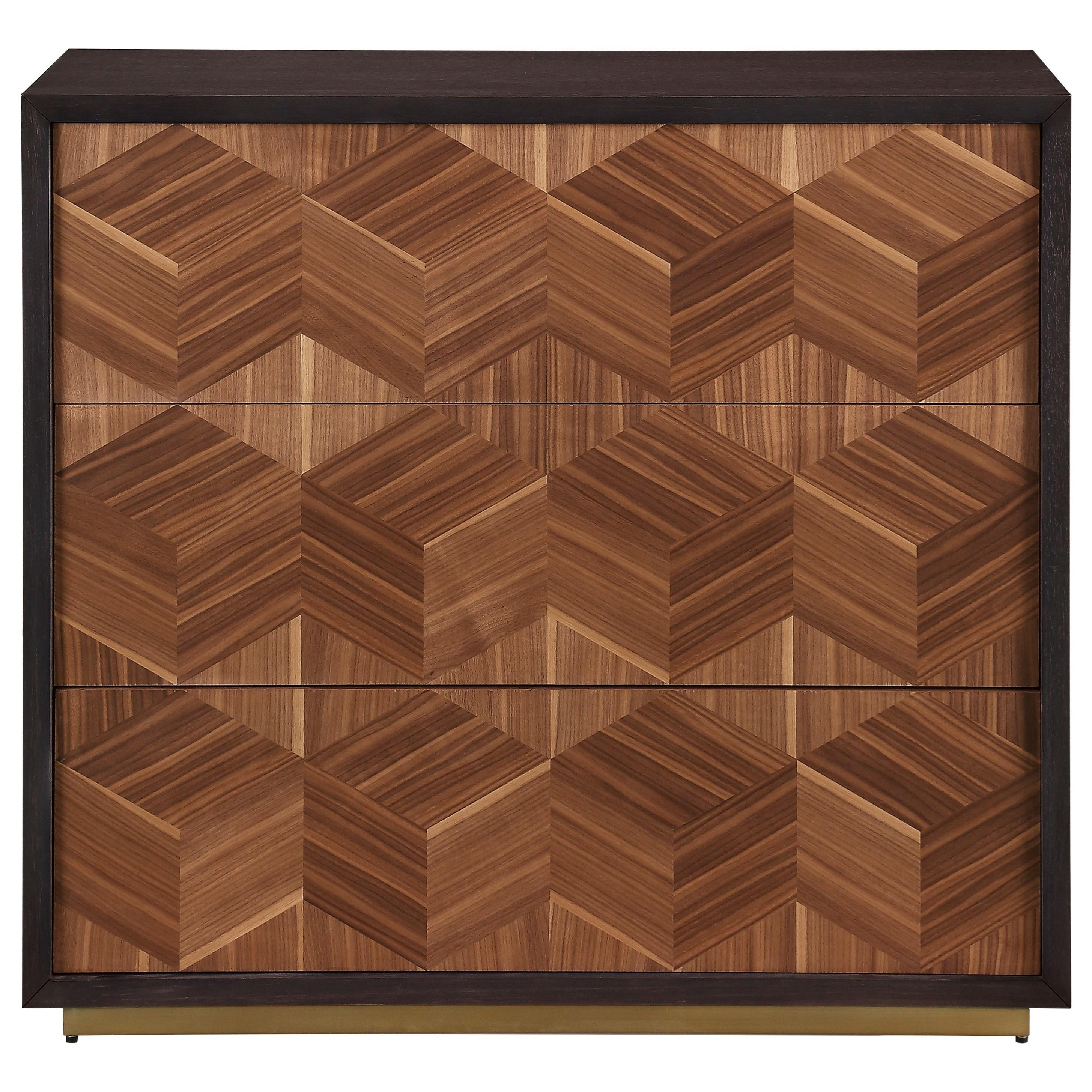 Bobby Berk Brekke Drawer Chest by A.R.T. Furniture Inc at Michael Alan Furniture & Design